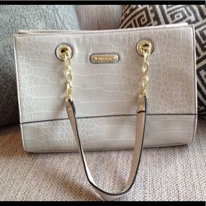 ANNE KLEIN Coast is Clear handbag.  Lightly worn.
